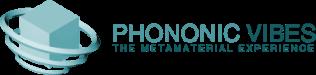 PhononicVibes Logo