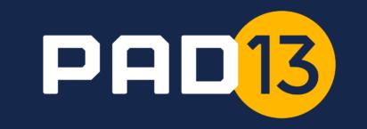 PAD logo RGB WhiteGoldBlue